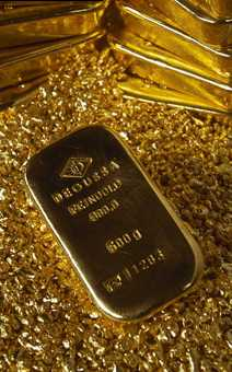 The Gold price and investment markets