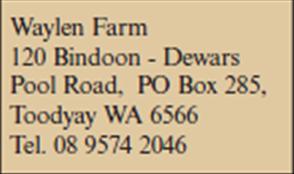 Waylen Farm contact details