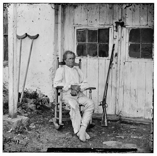 US Civil War photo