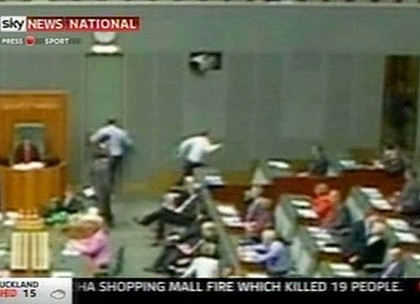 Financial Planning Perth : Australia's parliament descends into farce