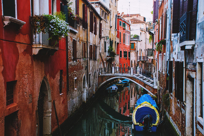 financial planning for holidays Venice image by Toa Heftiba from Unsplash