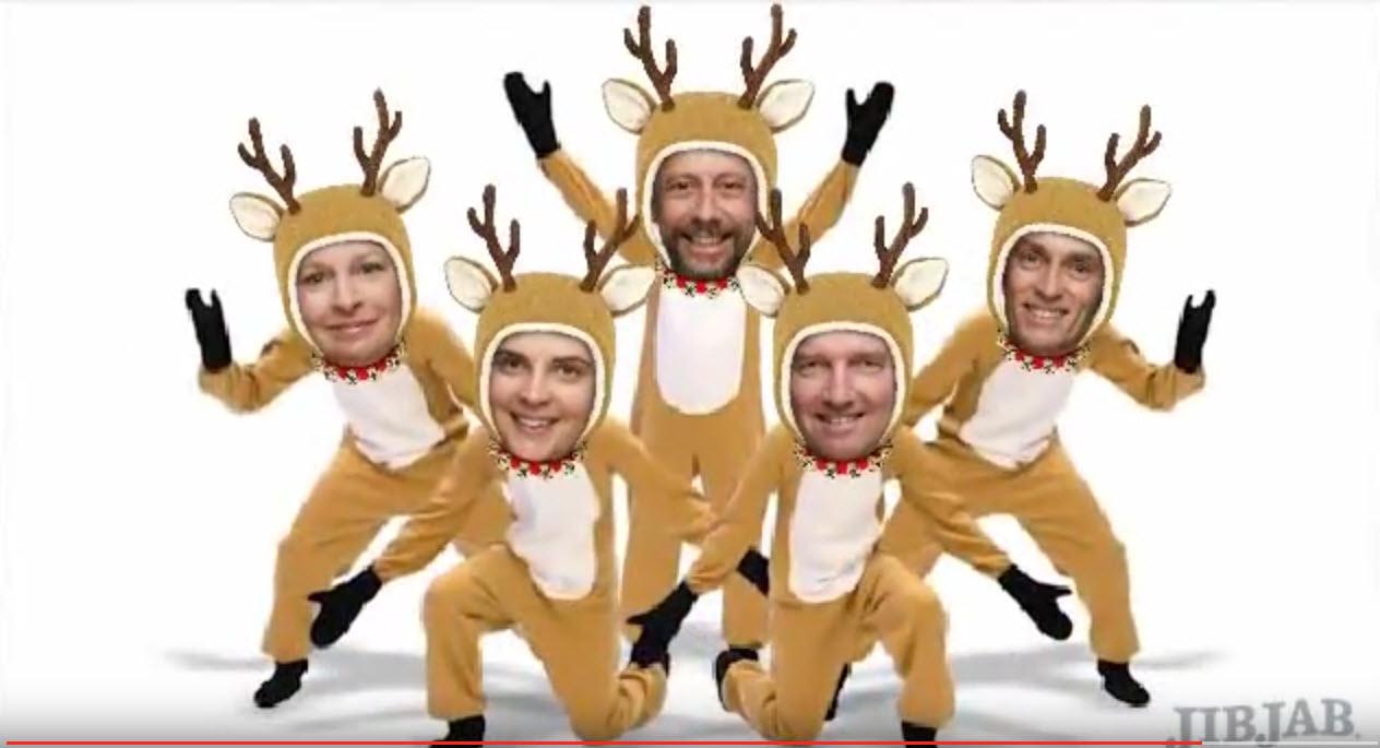 A festive season Christmas Card - Financial Planning Perth